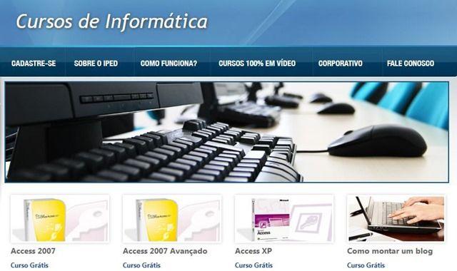 Cursos gratuitos online na area de educação com certificado