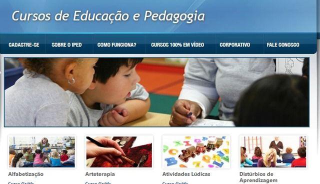 cursos gratuitos com certificado na área de educação e pedagogia