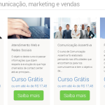 +50 cursos gratuitos com certificado na área de comunicação, marketing e vendas