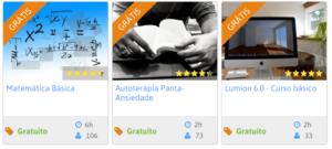 +450 cursos gratuitos com certificado no Learncafe online