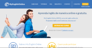Curso gratuito de inglês pelo Mec