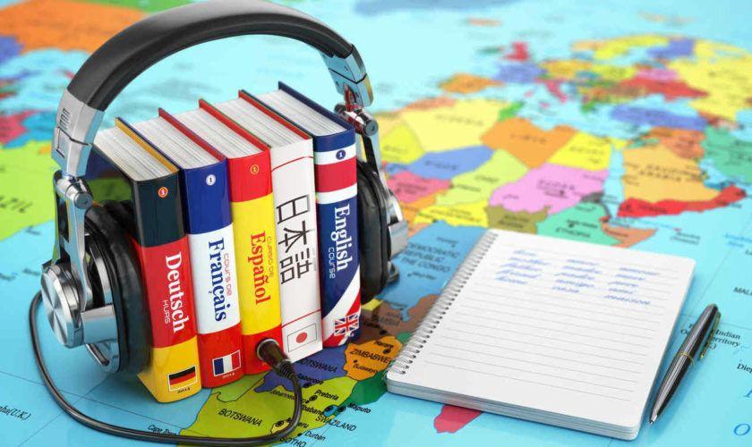 Inscrições abertas para cursos gratuitos de idiomas